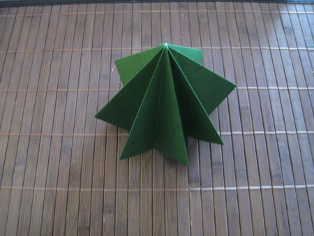 Index of sitetechnolyceecnia sitemetiers origami sapin coupe fichiers sapin - Sapin de noel en origami ...